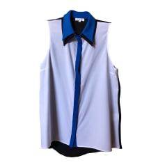 Top, tee-shirt CLAUDIE PIERLOT Blanc, blanc cassé, écru