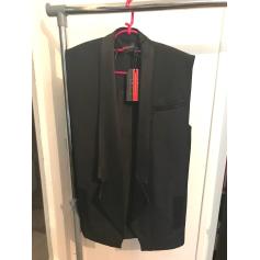 Blazer, veste tailleur BALMAIN X H&M Noir