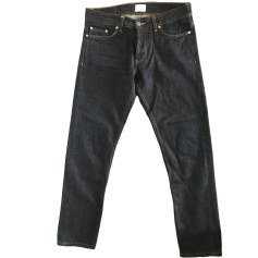 Pantalon slim BONNE GUEULE Bleu, bleu marine, bleu turquoise