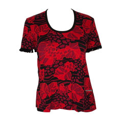 Top, T-shirt SONIA RYKIEL Multicolor