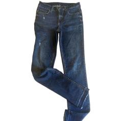 Jeans slim LIU JO Bleu foncé