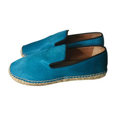 Loafers CÉLINE Blue, navy, turquoise