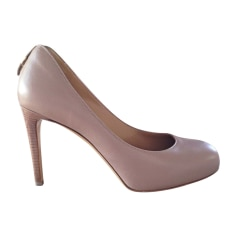 Pumps, Heels SALVATORE FERRAGAMO Pink, fuchsia, light pink