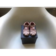 Sandals JACADI Pink, fuchsia, light pink