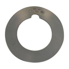 Pendentif, collier pendentif DINH VAN Doré, bronze, cuivre