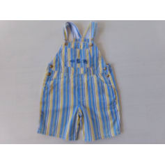 Short Overalls A L'HEURE ANGLAISE Multicolor