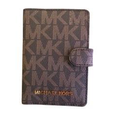 Porte-cartes MICHAEL KORS Marron
