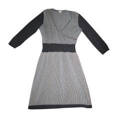 Robe courte KENZO Gris, anthracite
