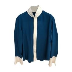 Blouse CHLOÉ Bleu, bleu marine, bleu turquoise