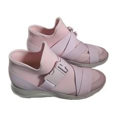 Scarpe da tennis CHRISTOPHER KANE Rosa, fucsia, rosa antico