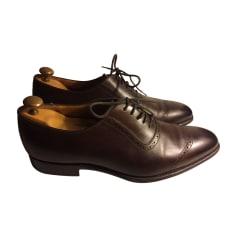 Chaussures à lacets EMLING Marron
