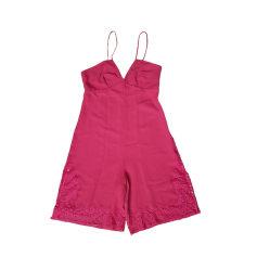 Playsuit MAJE Pink, fuchsia, light pink