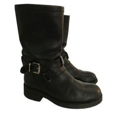 High Heel Boots FREE LANCE Black