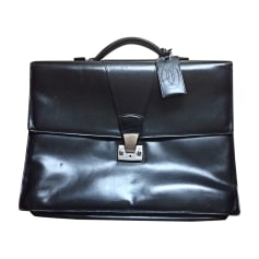 Briefcase CARTIER Black
