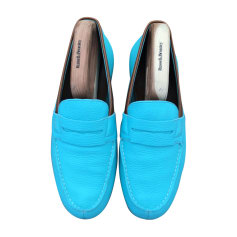 Loafers J.M. WESTON Blue, navy, turquoise