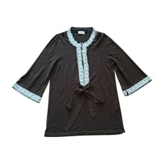 Pull tunique VALENTINO Marron