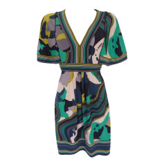 Robe courte BCBG MAX AZRIA Multicouleur