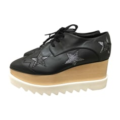 Calzature stringate STELLA MCCARTNEY Nero