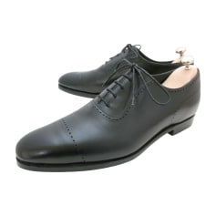 Chaussures à lacets CROCKETT & JONES Noir