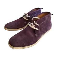 Chaussures à lacets EMLING Violet, mauve, lavande