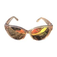 Sunglasses MICHAEL KORS Golden, bronze, copper