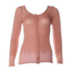 Vest, Cardigan SONIA RYKIEL Pink, fuchsia, light pink