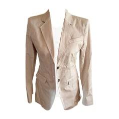 Blazer, veste tailleur DOLCE & GABBANA Beige, camel