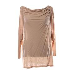 Top, t-shirt VANESSA BRUNO Beige, cammello