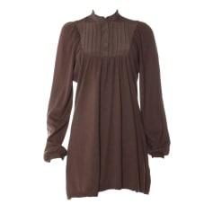 Robe tunique BEL AIR Kaki
