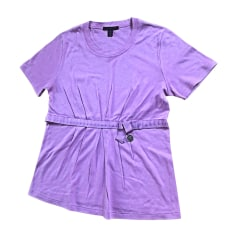 Tops, T-Shirt LOUIS VUITTON Pink,  altrosa