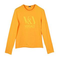 T-shirt VERSACE Orange
