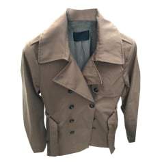 Imperméable, trench IKKS Marron