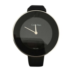 Wrist Watch CALVIN KLEIN Black