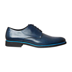Lace Up Shoes KENZO Blue, navy, turquoise
