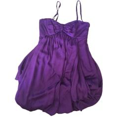Midi Dress COAST Purple, mauve, lavender