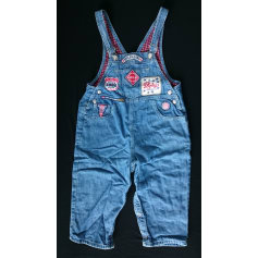 Overalls REPLAY & SONS Blue, navy, turquoise