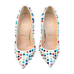 Pumps, Heels CHRISTIAN LOUBOUTIN Multicolor