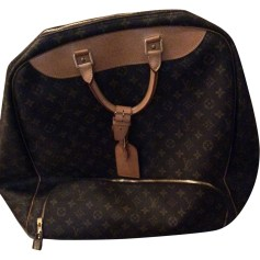 Mallette LOUIS VUITTON Marron