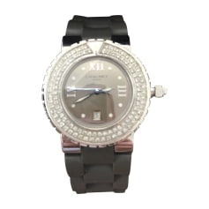Wrist Watch CHAUMET Silver