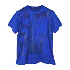 T-shirt CHRISTOPHER KANE Blue, navy, turquoise