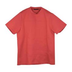 T-shirt CHRISTOPHER KANE Red, burgundy