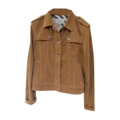 Giacca BURBERRY Beige, cammello
