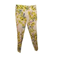 Pantalone dritto MAX MARA Multicolore