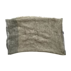 Silk Scarf LORO PIANA Green