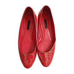 Ballet Flats LOUIS VUITTON rouge