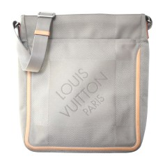 Shoulder Bag LOUIS VUITTON Beige, camel