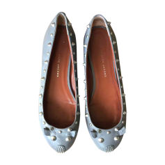 Ballet Flats MARC JACOBS Gray, charcoal