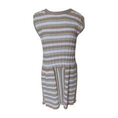 Mini Dress SONIA RYKIEL Beige, camel