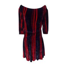 Robe courte SONIA RYKIEL Multicouleur