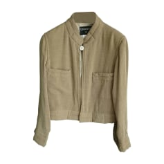 Jacket CHANEL Beige, camel